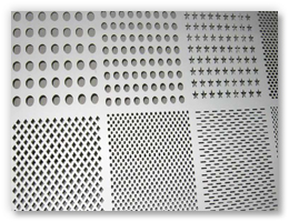 Perforated Mesh